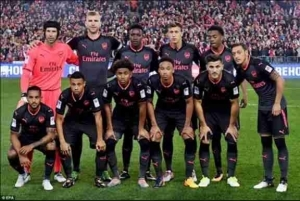 Update! Arsenal New Boy, Lacazette Scores As Gunners Win 2-0 In First Pre-season Fixture (Watch Video Highlight)